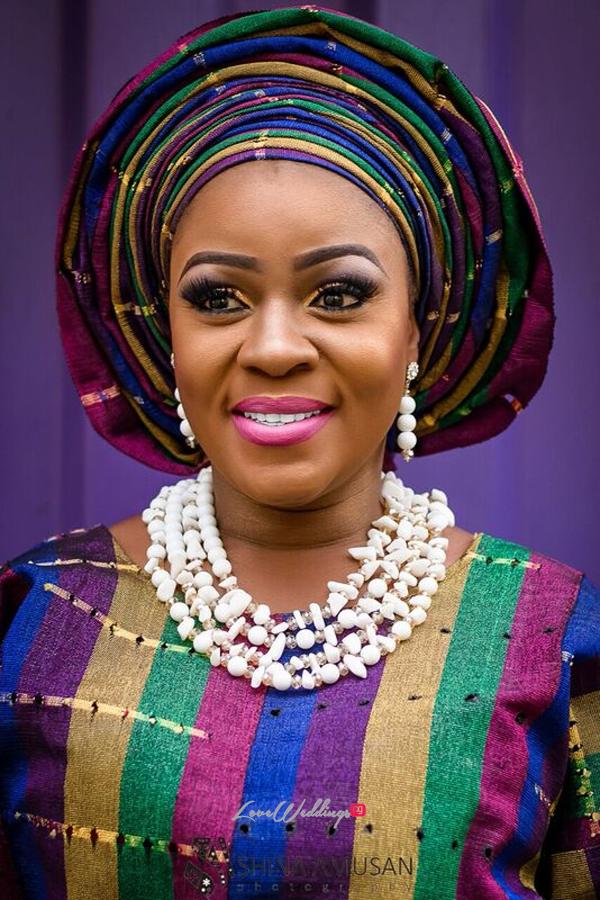 Elizabeth Da Silva Nollywood Actress Birthday Traditional Bride LoveweddingsNG 7