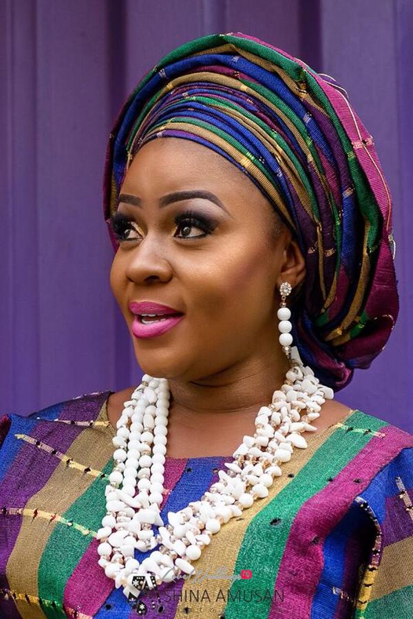 Elizabeth Da Silva Nollywood Actress Birthday Traditional Bride LoveweddingsNG 9