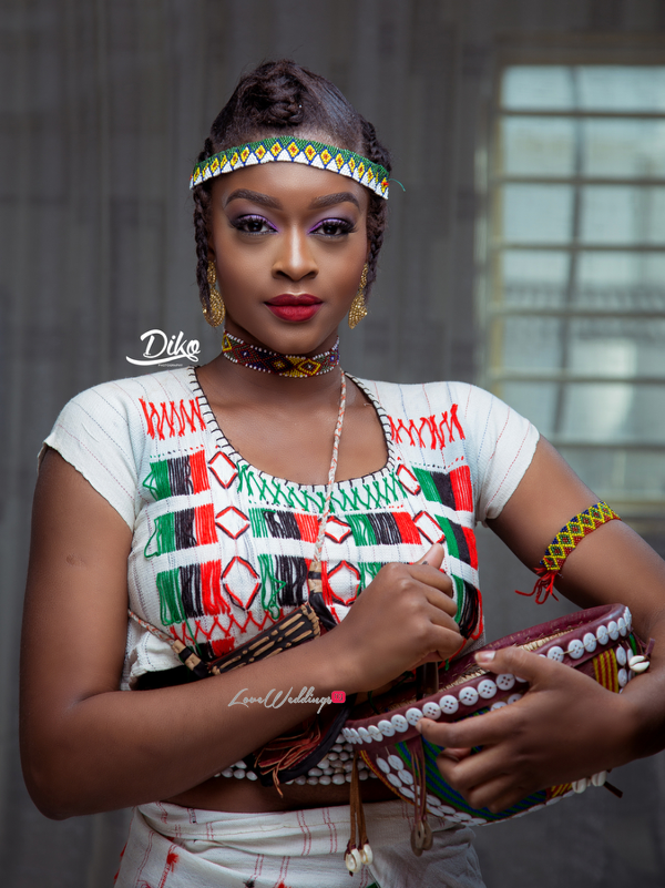 Fulani Bride Diko Photography LoveweddingsNG 1