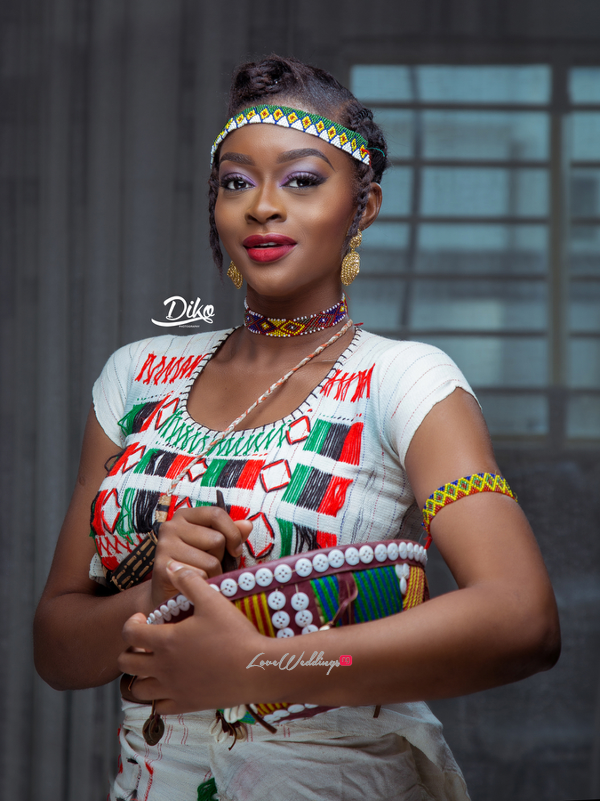 Fulani Bride Diko Photography LoveweddingsNG 3