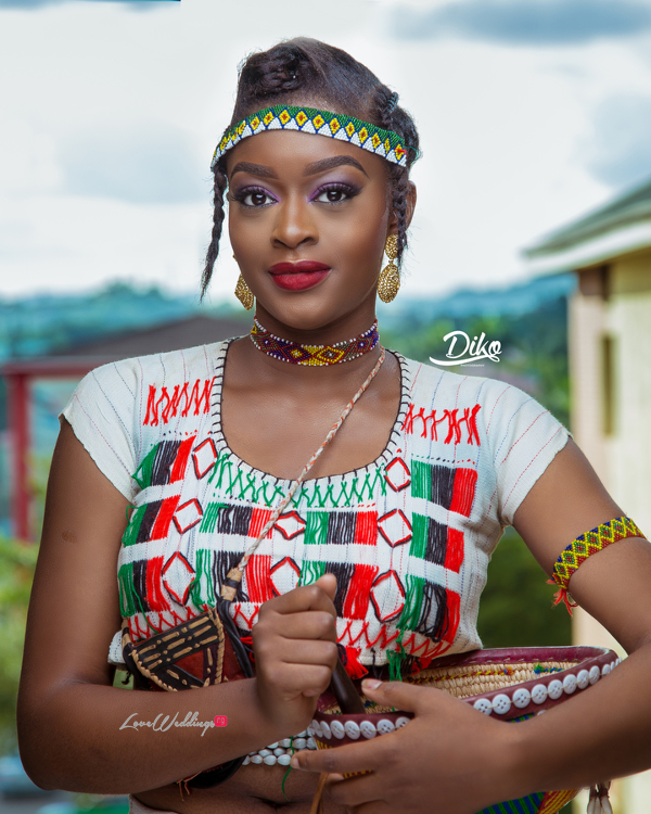 Fulani Bride Diko Photography LoveweddingsNG 5