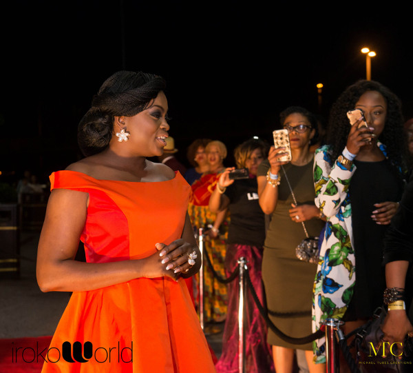 Funke Akindele Jenifa iROKO World LoveweddingsNG