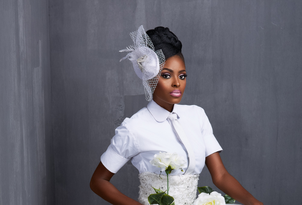 Bridal Inspiration from Ghanaian model, Victoria Micheals  | Horpload Weddings