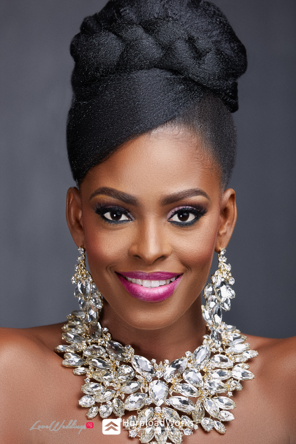 Ghanaian Model Victoria Michaels Bridal Shoot LoveweddingsNG Horpload Works