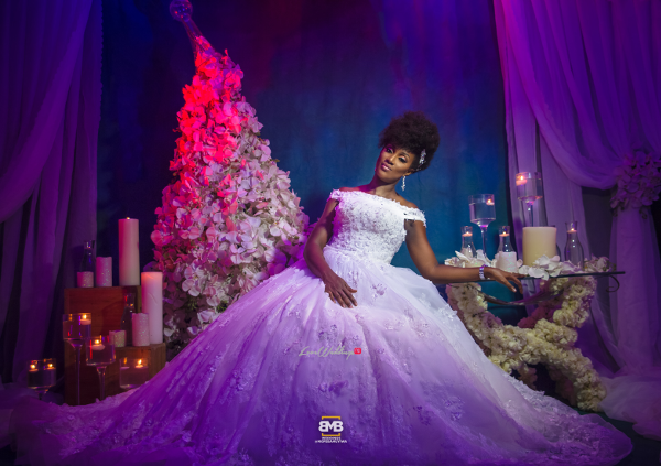 Glam Your Wedding Dress Project BMB Photography Omazpro Beauty LoveweddingsNG 12