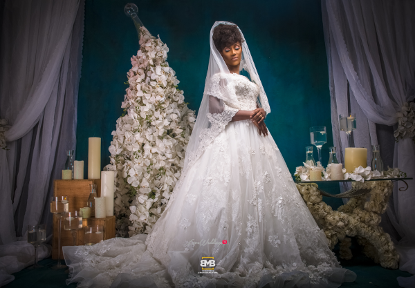 Glam Your Wedding Dress Project BMB Photography Omazpro Beauty LoveweddingsNG 15