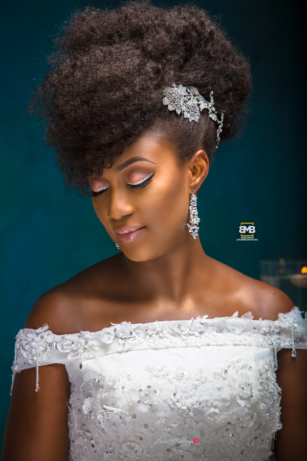 Glam Your Wedding Dress Project BMB Photography Omazpro Beauty LoveweddingsNG 3