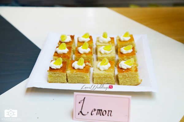 Just Like Mummy's Cake Tasting May 2016 LoveweddingsNG Lemon
