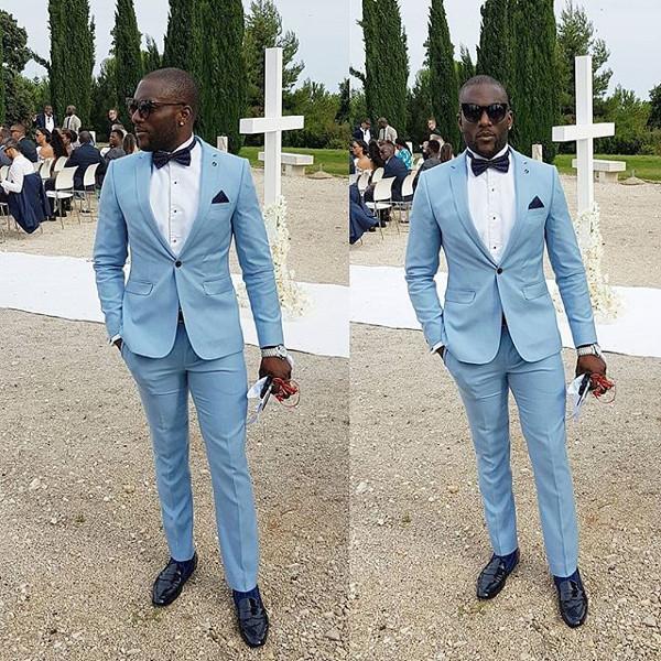 Kandi weds Dele #Kandele Destination Wedding Croatia MC Wale Gates LoveweddingsNG