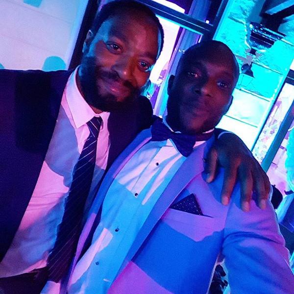 Kandi weds Dele #Kandele Destination Wedding Croatia MC Wale Gates and Chiwetel Ejiofor LoveweddingsNG