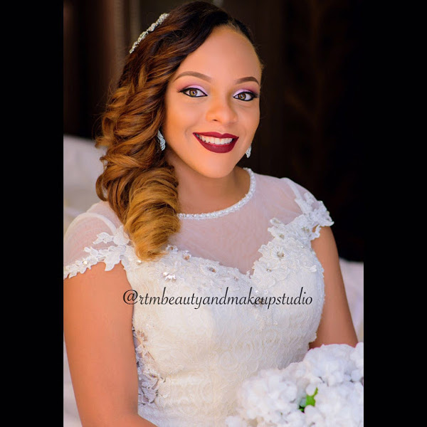 Nigerian Bridal Gown Alma Jesse LoveweddingsNG