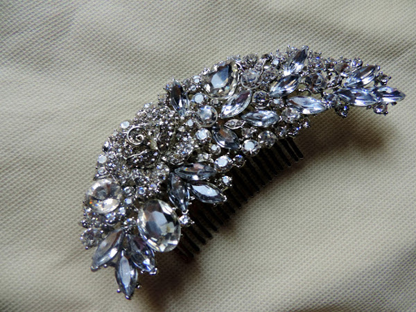Nigerian Bridal Hair Accessories Alma Jesse LoveweddingsNG