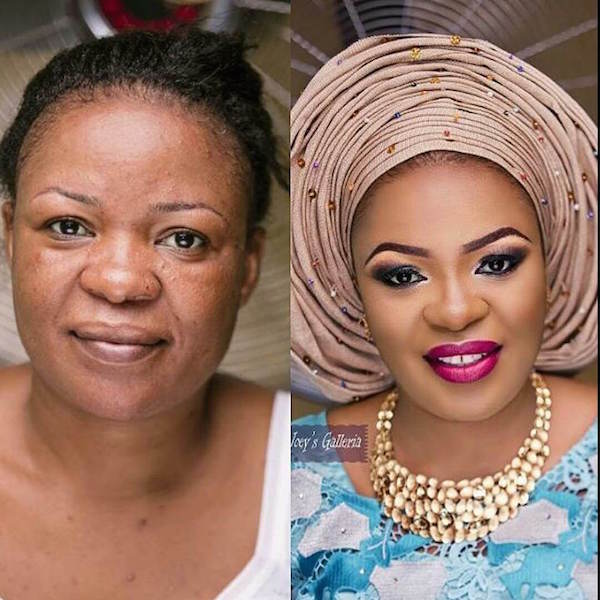 Nigerian-Bridal-Makeover-Before-and-After-Galleria-LoveweddingsNG