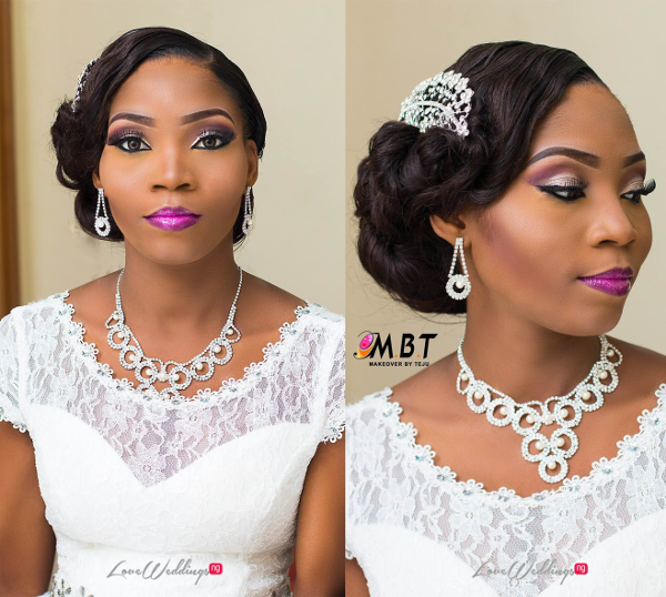 Nigerian Bridal Makeup Nazas Diary Makeover by Teju LoveweddingsNG 3