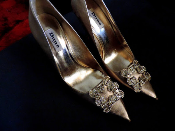 Nigerian Bridal Shoes Alma Jesse LoveweddingsNG