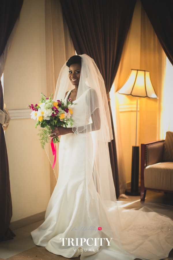 Nigerian Bride Tunde and Simi LoveweddingsNG Trip City Visuals