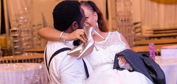 Nigerian Couple Alma Jesse LoveweddingsNG