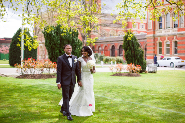 Nigerian Couple Joy and Ifeanyi Just Married Perfect Events LoveweddingsNG 1