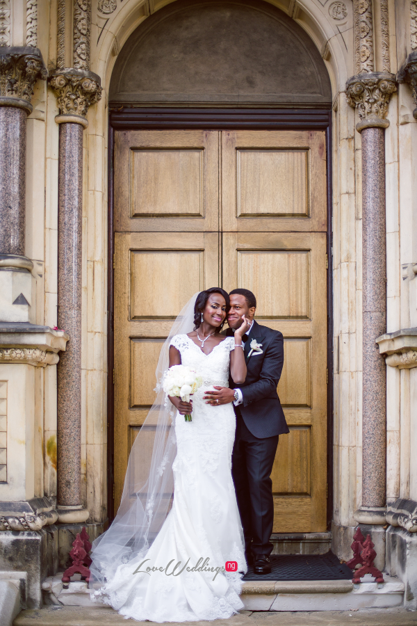 Nigerian Couple Joy and Ifeanyi Just Married Perfect Events LoveweddingsNG 2