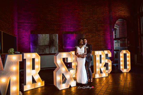 Nigerian Couple Joy and Ifeanyi Just Married Perfect Events LoveweddingsNG 5