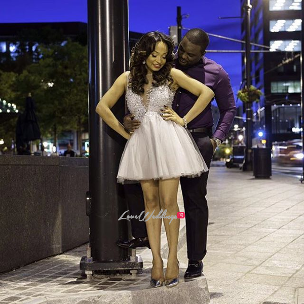 Nigerian Engagement Shoot Chidinma and Chuka #DimmyChu16 LoveweddingsNG