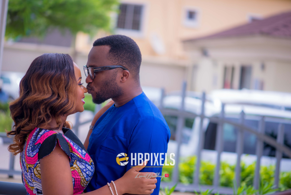 What KPMG has joined together… Read Damilola & Tobi's Story | HB Pixels