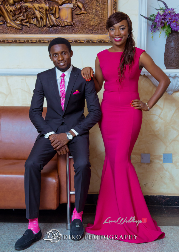 Nigerian Engagement Shoot Nina and Emmanuel LoveweddingsNG Diko Photography 8