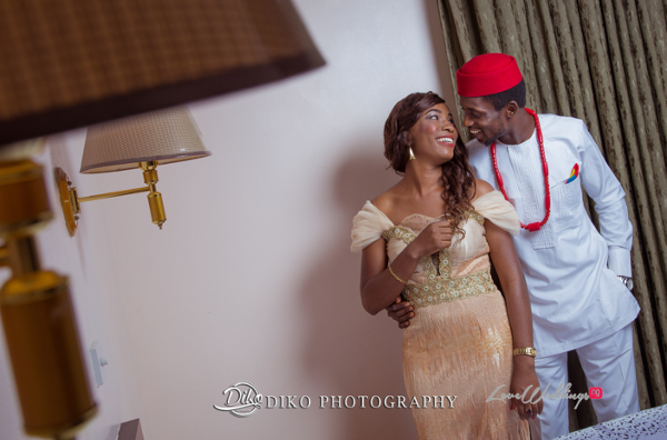 Nigerian Engagement Shoot Nina and Emmanuel LoveweddingsNG Diko Photography