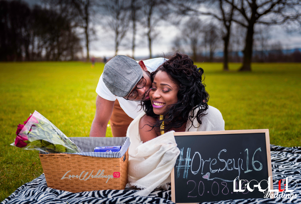Nigerian Engagement Shoot Seyi Ore LoveweddingsNG FreshRB Weddings