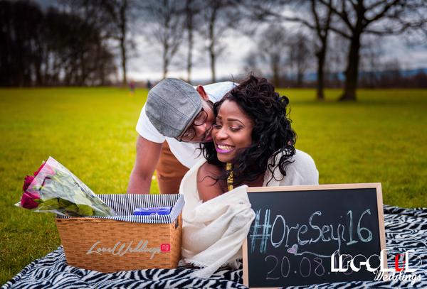 Nigerian Engagement Shoot Seyi Ore LoveweddingsNG FreshRB Weddings