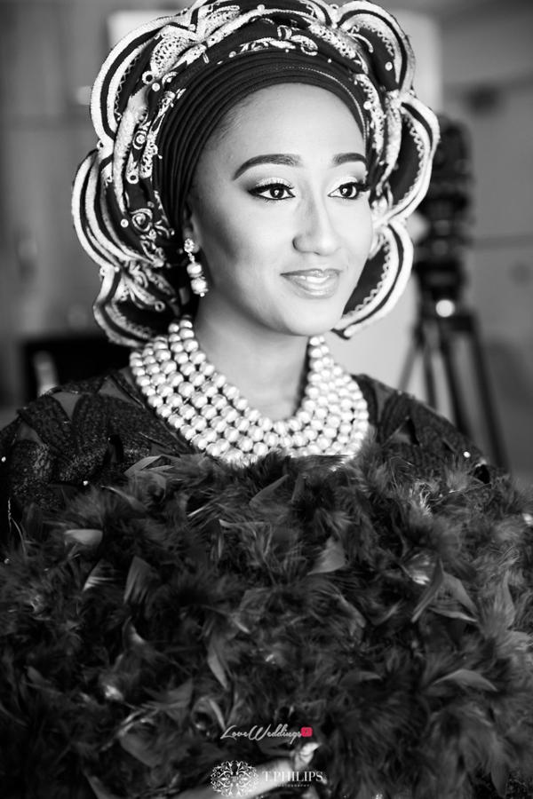 Nigerian Ghanaian Wedding Abi and Olivia Traditional Bride LoveweddingsNG 1