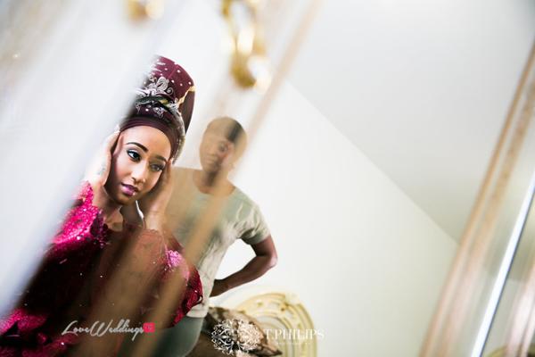 Nigerian Ghanaian Wedding Abi and Olivia Traditional Wedding LoveweddingsNG 11