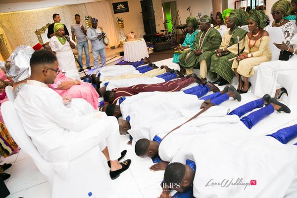 Nigerian Ghanaian Wedding Abi and Olivia Traditional Wedding LoveweddingsNG 3