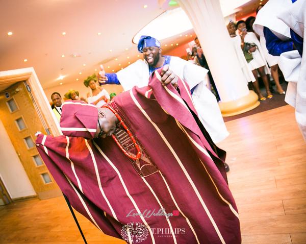 Nigerian Ghanaian Wedding Abi and Olivia Traditional Wedding LoveweddingsNG 6