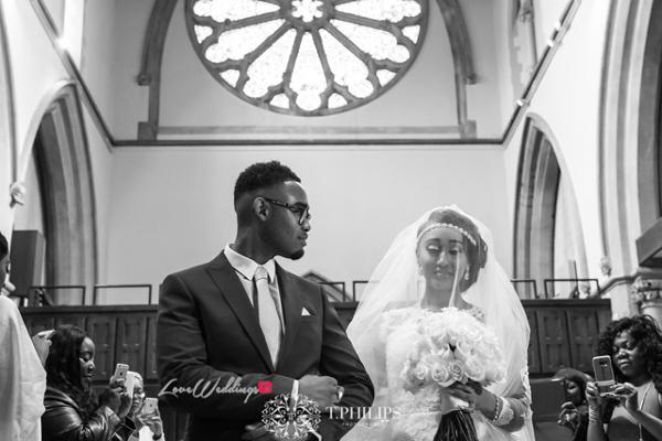 Nigerian Ghanaian White Wedding Abi and Olivia LoveweddingsNG 1