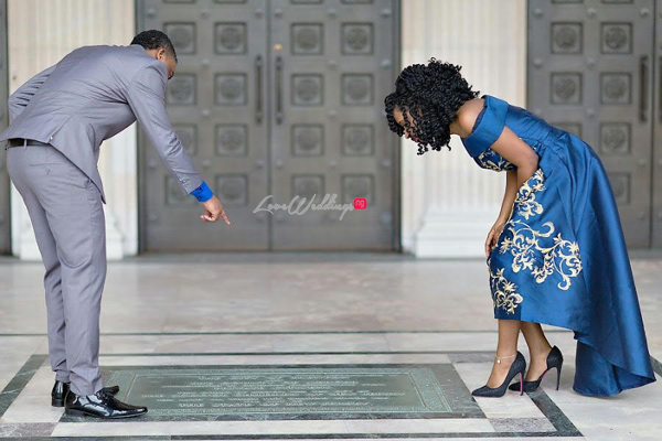 Nigerian Pre Wedding Shoot Sandra and Enoch LoveweddingsNG 10