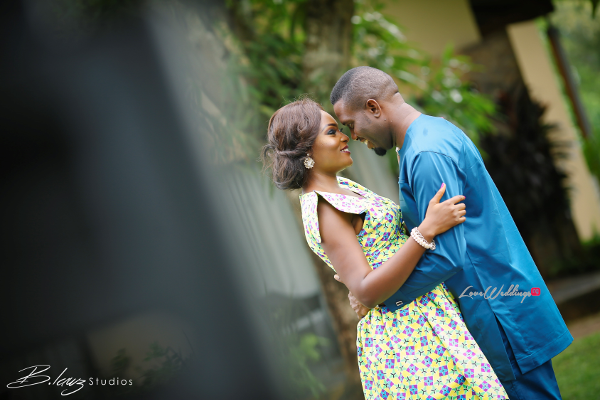 Ife & Tamara's Fun Engagement Shoot | B.Lawz Studios