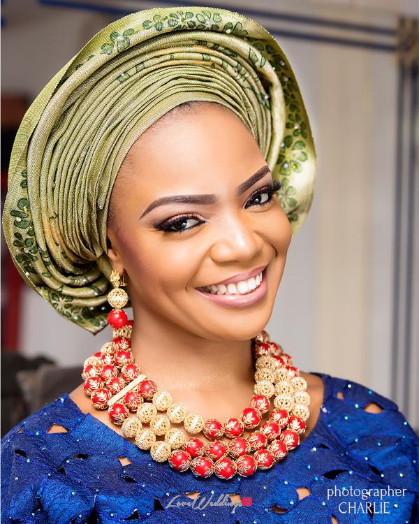 Nigerian Traditional Bridal Inspiration LoveweddingsNG 6