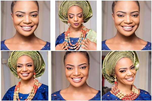 Nigerian Traditional Bridal Inspiration LoveweddingsNG feat