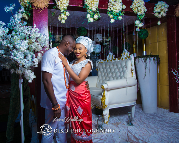 Nigerian Traditional Couple Zandra and Henry Diko Photography LoveweddingsNG 4