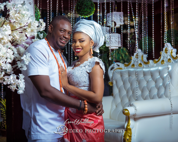 Nigerian Traditional Couple Zandra and Henry Diko Photography LoveweddingsNG 5