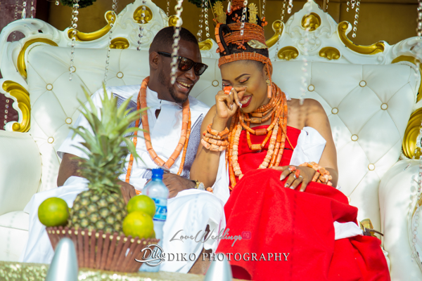 Nigerian Traditional Couple Zandra and Henry Diko Photography LoveweddingsNG