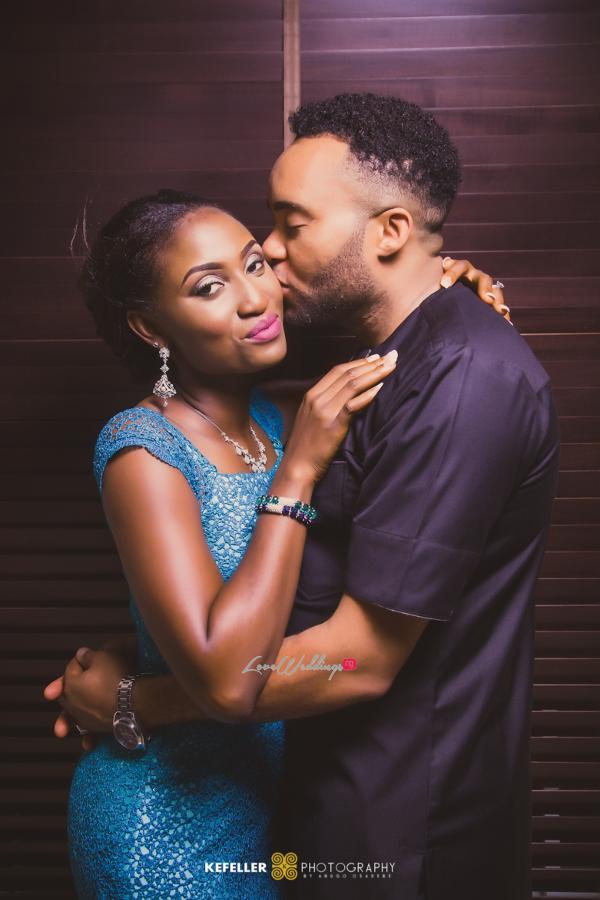 Nigerian Vintage Engagement Shoot LoveweddingsNG Kefeller Works 11