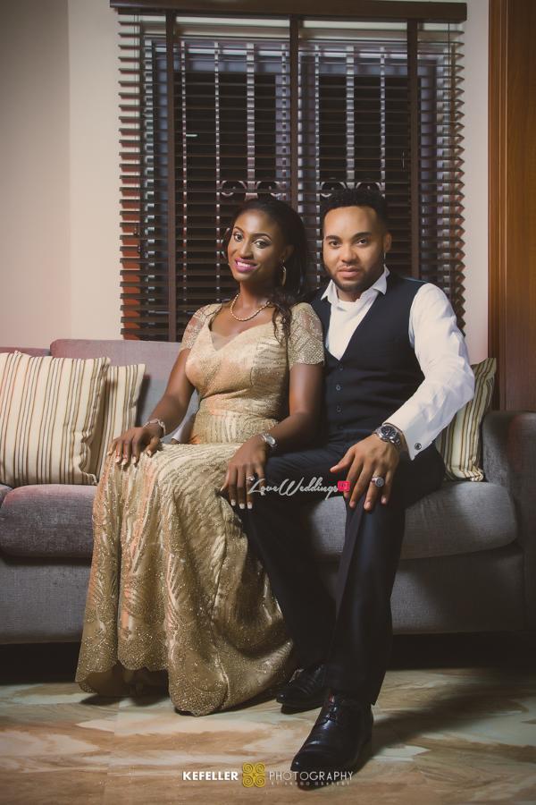 Nigerian Vintage Engagement Shoot LoveweddingsNG Kefeller Works 12