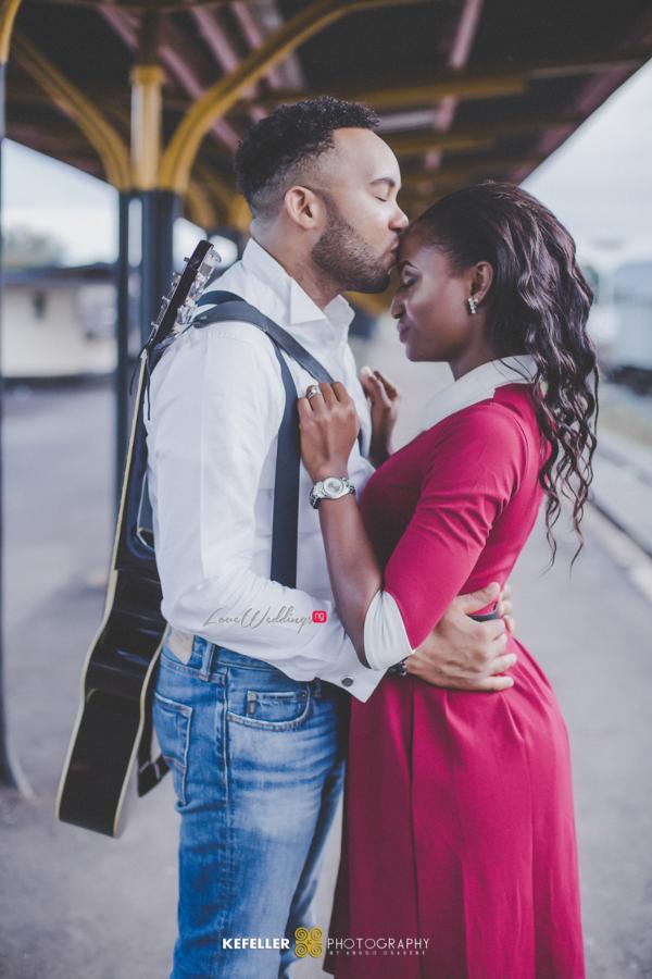 Nigerian Vintage Engagement Shoot LoveweddingsNG Kefeller Works 8