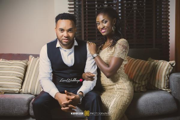 Nigerian Vintage Engagement Shoot LoveweddingsNG Kefeller Works 9