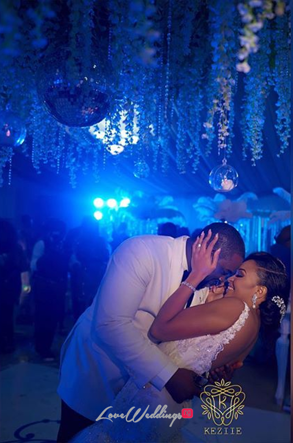 Nigerian Wedding Chidinma and Chuka #DimmyChu16 LoveweddingsNG First Dance