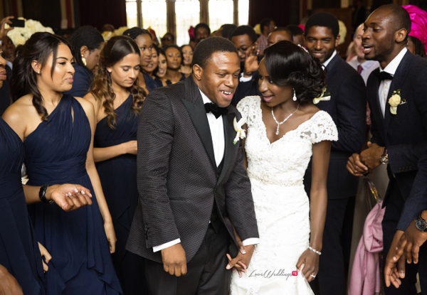 Nigerian Wedding Couple Dance Floor Joy and Ifeanyi Perfect Events LoveweddingsNG