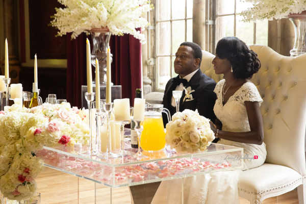Nigerian Wedding Couple Joy and Ifeanyi LoveweddingsNG 1