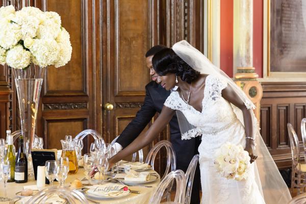 Nigerian Wedding Decor Joy and Ifeanyi Perfect Events LoveweddingsNG 5